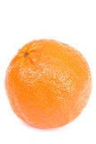 orange white för bakgrund Royaltyfria Bilder