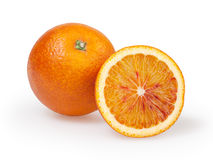 orange white för bakgrund Fotografering för Bildbyråer