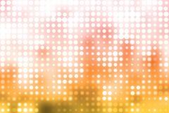 Orange and White Futuristic Light Background vector illustration