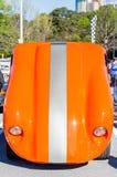 Orange and White Hood Royalty Free Stock Photo