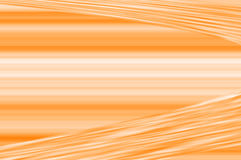 An orange and white mixing color , abstract background Royalty Free Stock Photography
