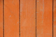 Orange Wood Background royalty free stock photo