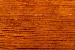 Orange wood bakgrund Royaltyfri Bild