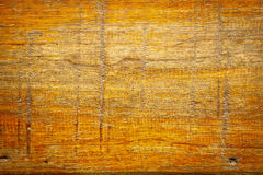 Orange wood texture. Texture of orange old wood and Scratch Stock Photography