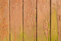 Orange wooden background Royalty Free Stock Image