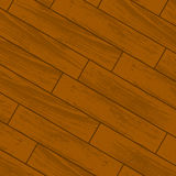 Orange wooden laminate. Orange wooden parquet and laminate background with pieces Stock Images