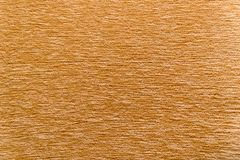 Orange wool texture for background royalty free stock images