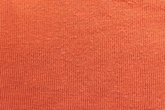 Orange wool Stock Photo