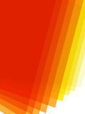 Orange and Yellow Background Stock Photos