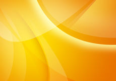 Orange and yellow background Stock Photography