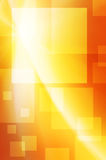 Orange and yellow background of abstract Royalty Free Stock Images