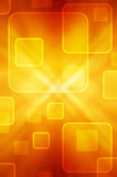 Orange and yellow background of abstract Stock Photo