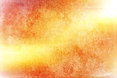 Orange and yellow background Royalty Free Stock Photography
