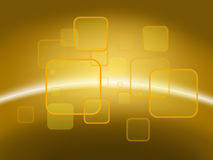 Orange and yellow background of abstract, for www Stock Photos