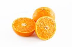 orange yellow för frukt Arkivfoton