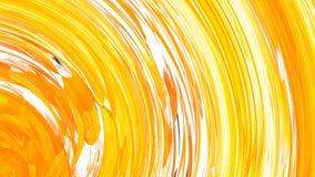 Orange Yellow Line Background Beautiful elegant Illustration graphic art design Background stock illustration