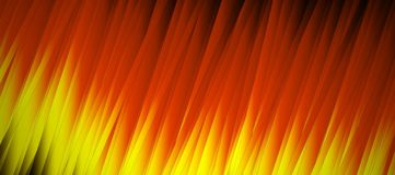 Orange and yellow striped royalty free stock photography