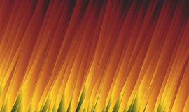Orange and yellow striped stock images