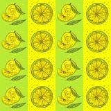 Orange zum gelbgrünen Hintergrund stock abbildung
