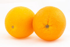 Orange zwei Stockbilder
