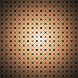 Orangeabstrakt begrepp Stock Illustrationer