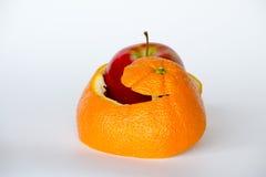 Orangeapple Photo libre de droits
