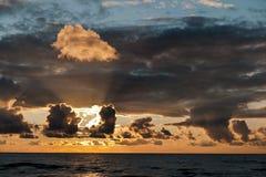 OrangeCloud Στοκ εικόνες με δικαίωμα ελεύθερης χρήσης