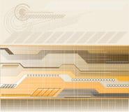 Orangeindustrial Royalty-vrije Stock Afbeelding