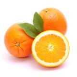 Orangen Lizenzfreies Stockfoto