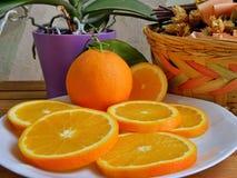 Orangen, Bananen, Kiwi, lizenzfreie stockfotografie