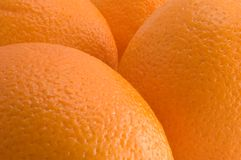Orangen-Hintergrund Lizenzfreies Stockbild