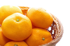Orangenfrüchte Stockfotos
