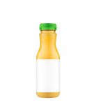 Orangensaftflasche Lizenzfreie Stockfotografie