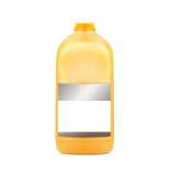 Orangensaftgallone Stockbilder