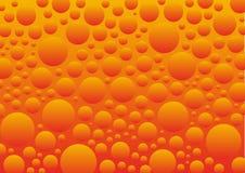 Orangensaftgetränk Stockfoto
