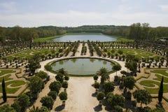 orangeria Versailles zdjęcia stock