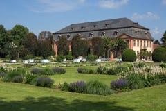 Orangerie à Darmstadt (Hesse, Allemagne) Photographie stock