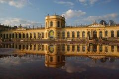 Orangerie à Kassel Image libre de droits