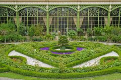 Orangerie. At Schwerin Castle in northern Germany stock image
