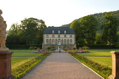 Orangerie building in Echternach. Royalty Free Stock Photography