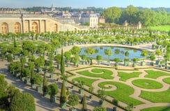 Orangerie Château de Versailles Immagini Stock