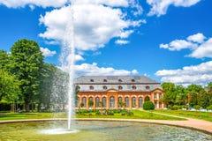 Orangerie, Darmstadt-Bessungen Imagem de Stock