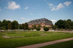 Orangerie Darmstadt Stock Photos