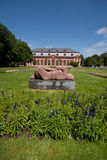 Orangerie Darmstadt Royalty Free Stock Photography
