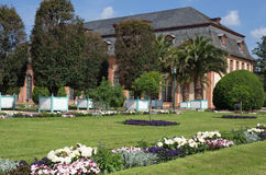 Orangerie in Darmstadt (Hesse, Germany) Stock Photography