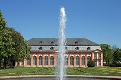 Orangerie in Darmstadt Hesse, Germany Royalty Free Stock Photo