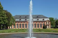 Orangerie in Darmstadt Hesse, Germany Royalty Free Stock Images