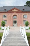 Orangerie de château de Schwetzingen image stock