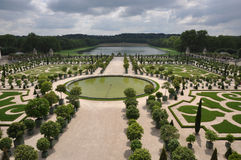 Orangerie di Versailles Immagine Stock