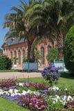 Orangerie garden in Darmstadt Hesse, Germany Royalty Free Stock Photo